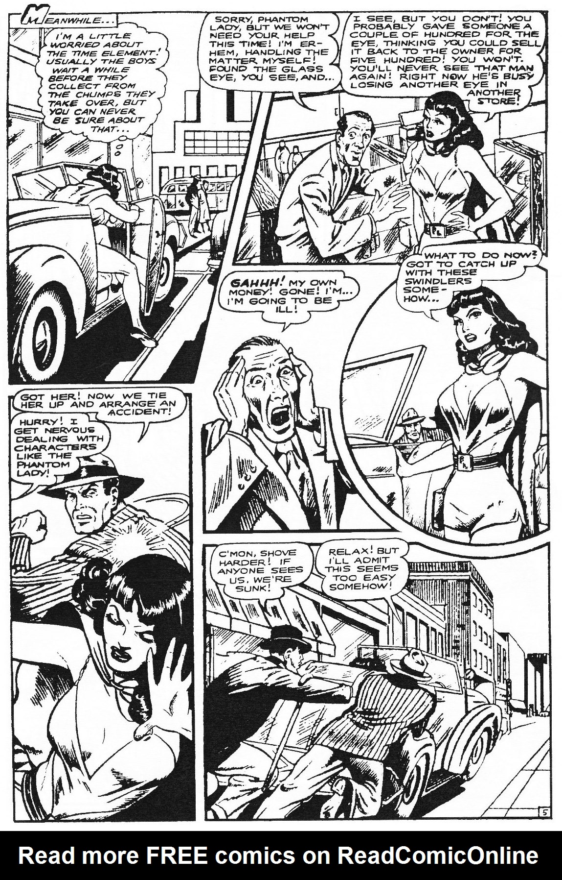 Read online Men of Mystery Comics comic -  Issue #82 - 8