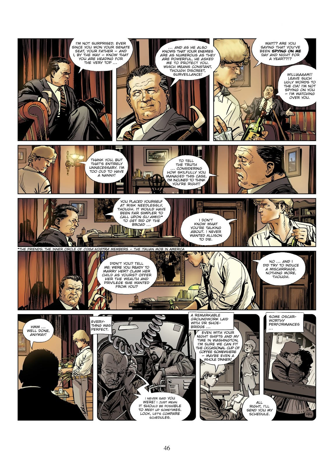 XIII Mystery issue 8 - Page 48
