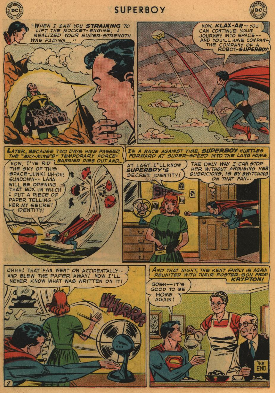 Superboy (1949) issue 67 - Page 30