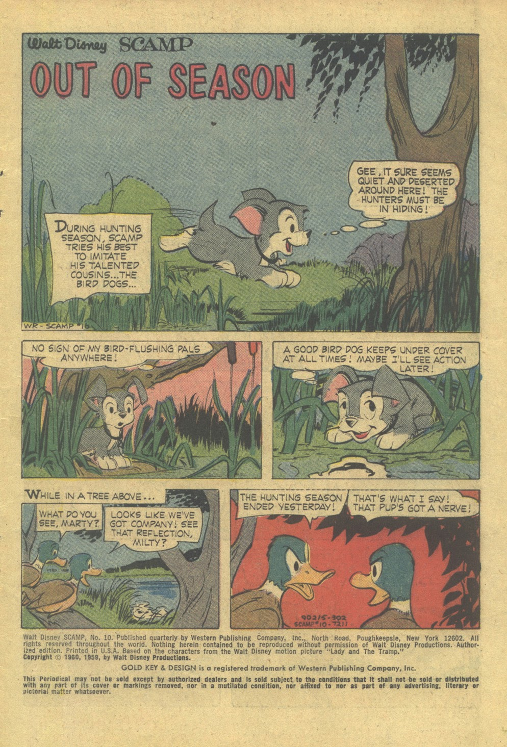 Scamp (1967) issue 10 - Page 3