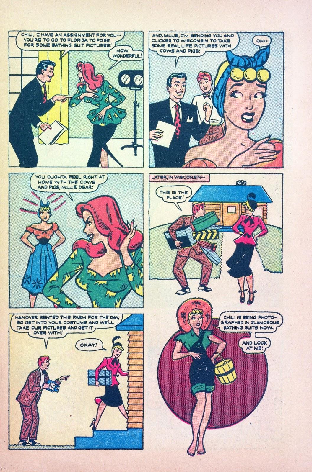 Read online Joker Comics comic -  Issue #39 - 5