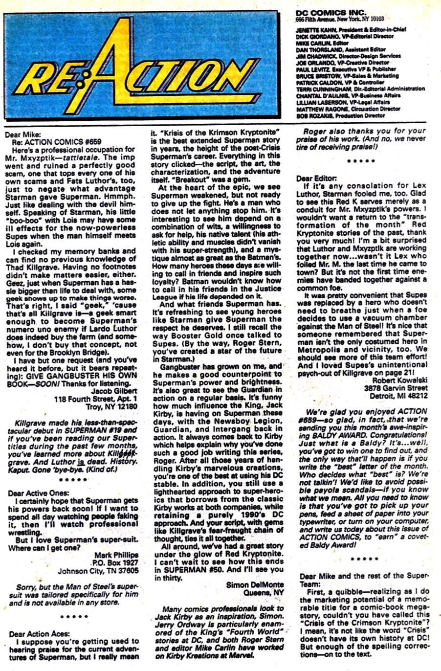 Action Comics (1938) 663 Page 23