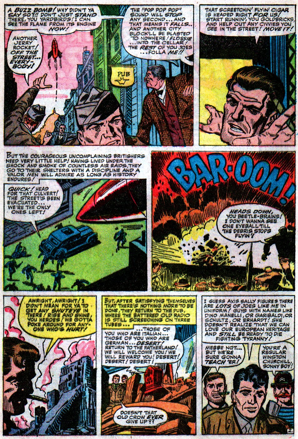 Read online Sgt. Fury comic -  Issue #12 - 4