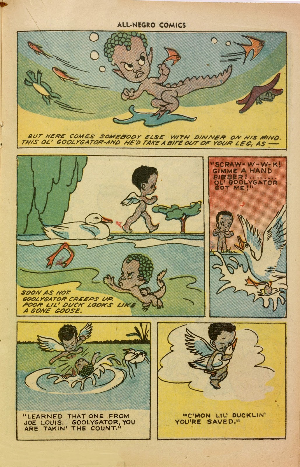 All-Negro Comics issue Full - Page 25
