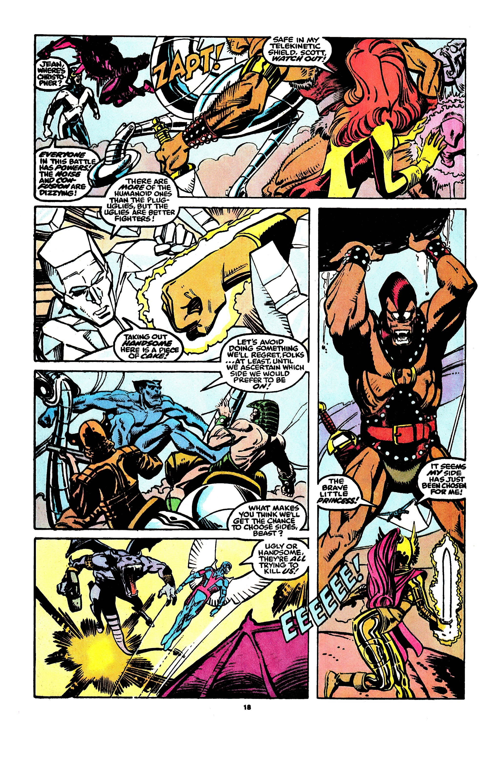 Read online X-Factor (1986) comic -  Issue #43 - 14