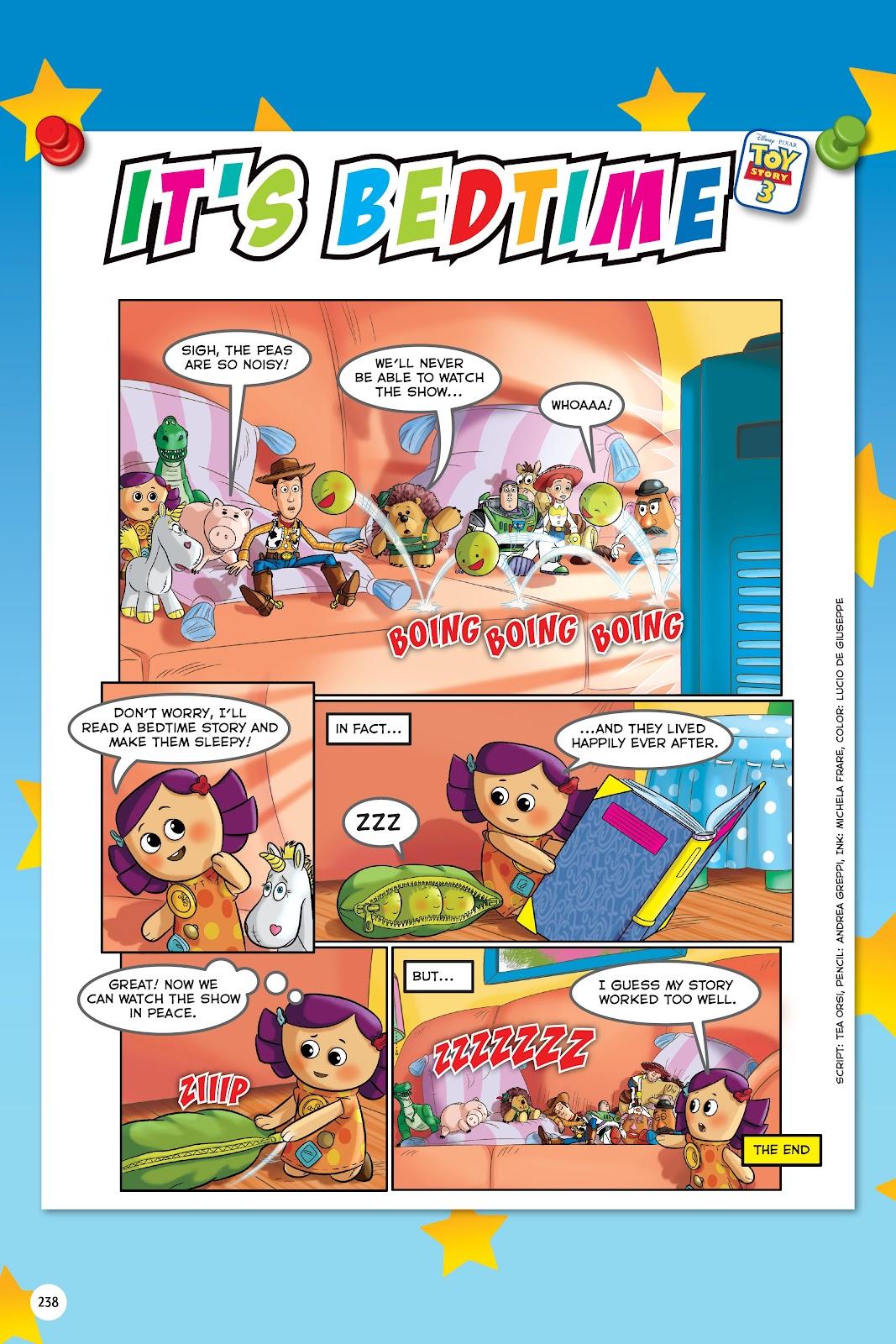 Read online DISNEY·PIXAR Toy Story Adventures comic -  Issue # TPB 1 (Part 3) - 38