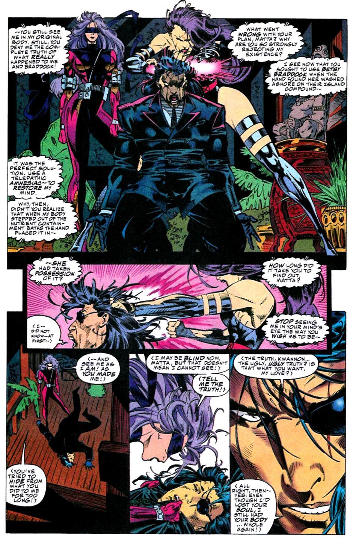 X-Men (1991) 31 Page 18