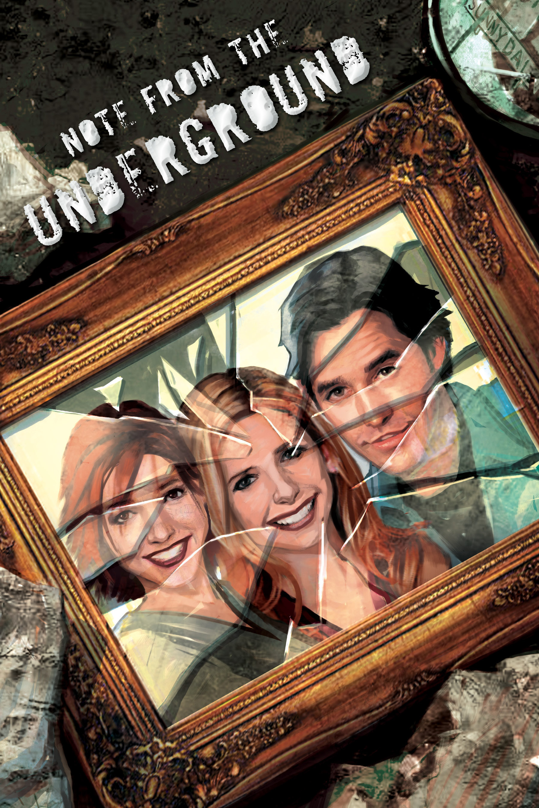 Read online Buffy the Vampire Slayer: Omnibus comic -  Issue # TPB 7 - 309