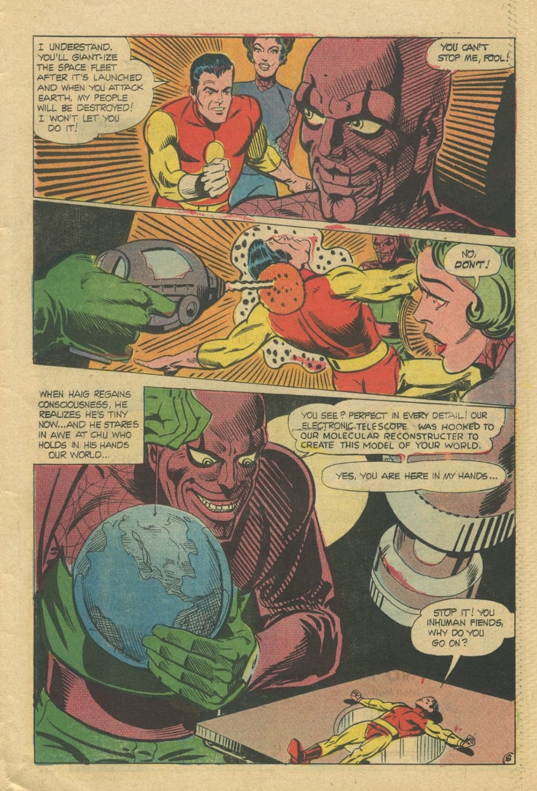 Space Adventures (1968) issue 8 - Page 31
