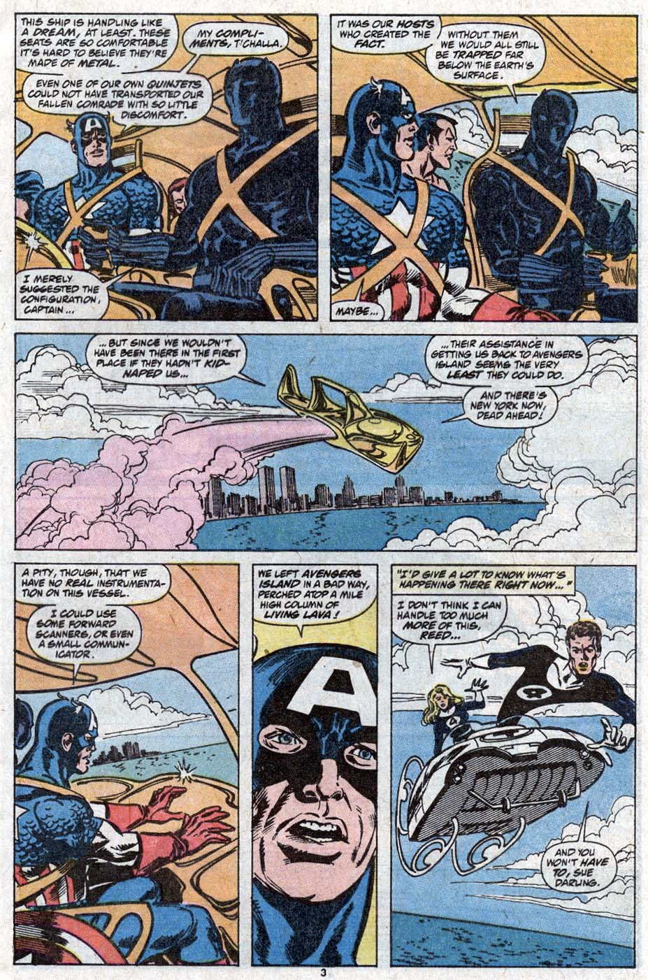 The Avengers (1963) 308 Page 3
