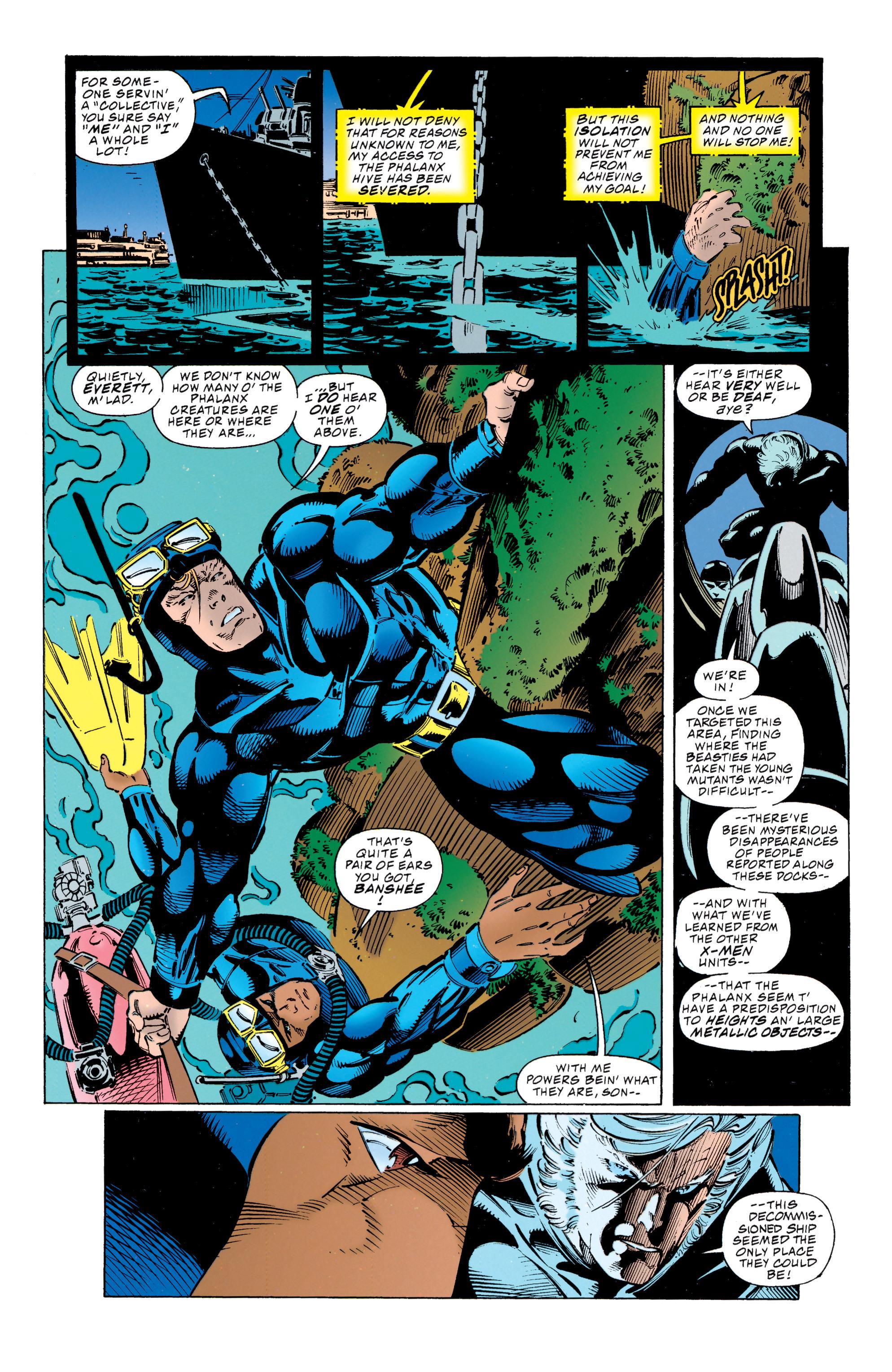 X-Men (1991) 37 Page 6