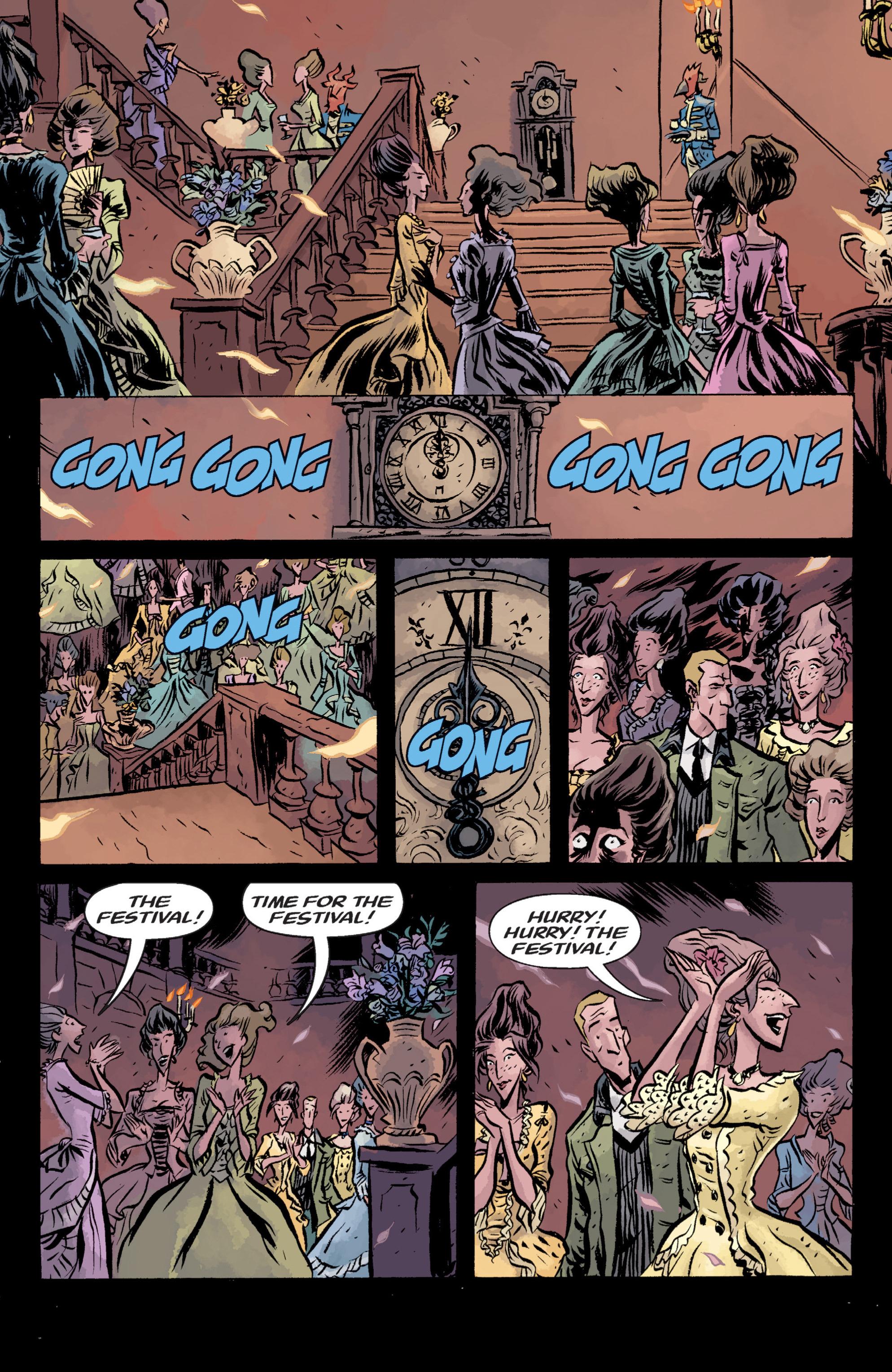 Read online B.P.R.D. (2003) comic -  Issue # TPB 13 - 42