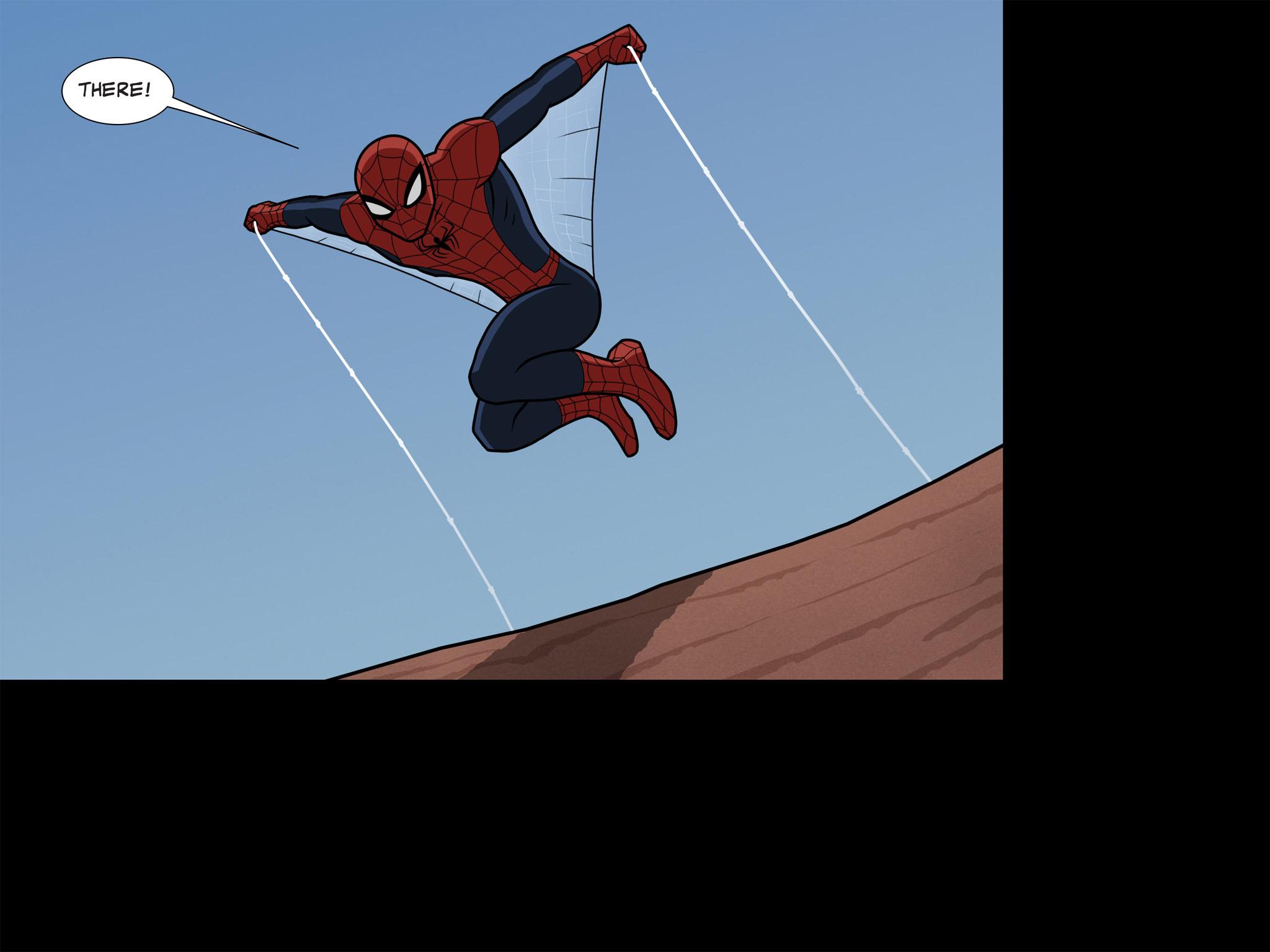 Read online Ultimate Spider-Man (Infinite Comics) (2015) comic -  Issue #9 - 33