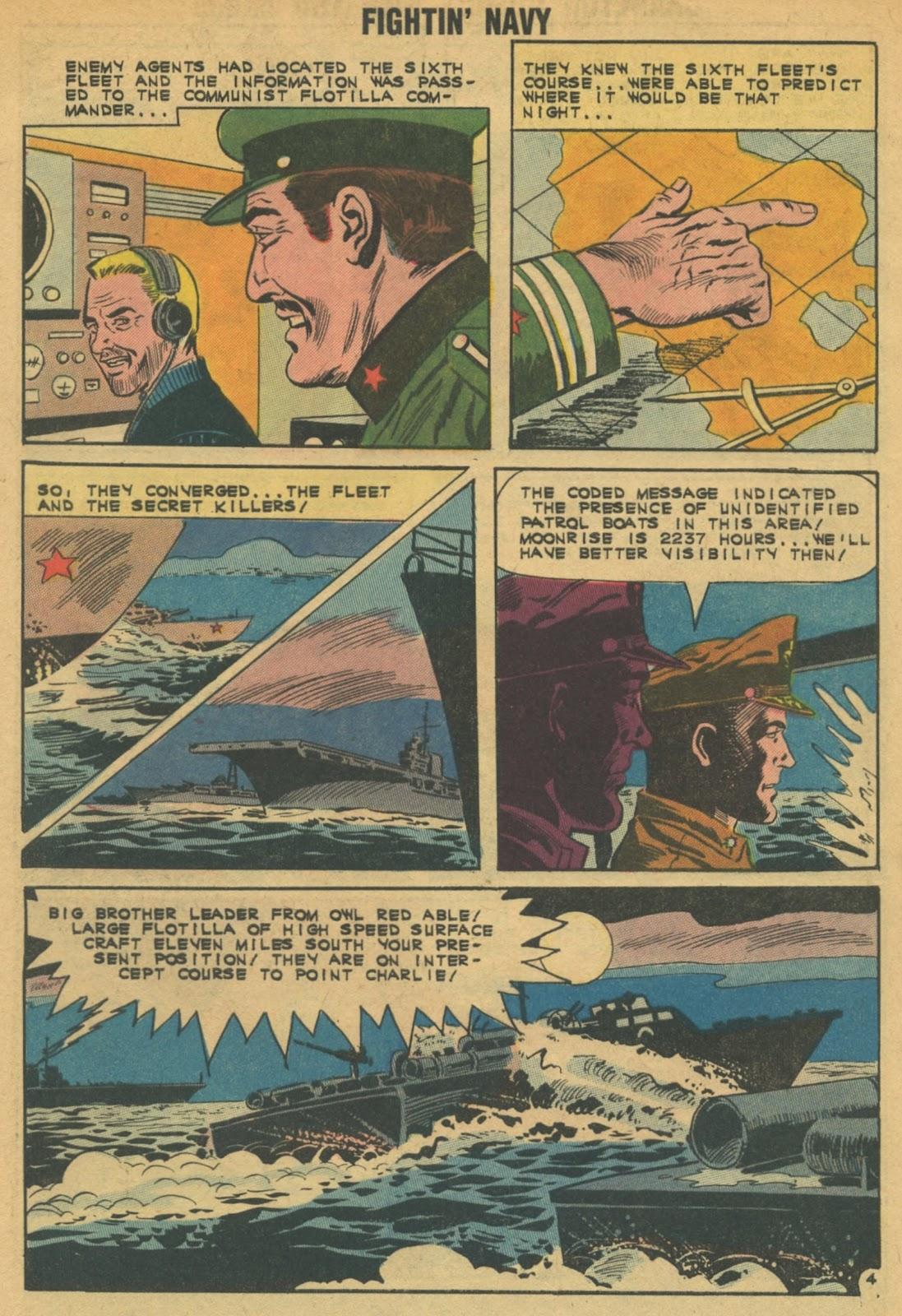 Read online Fightin' Navy comic -  Issue #103 - 28