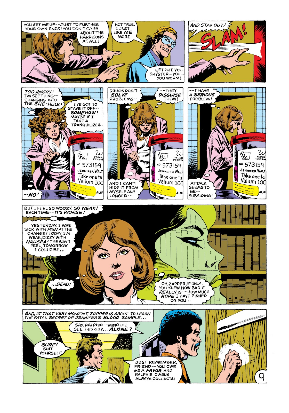 Marvel Masterworks: The Savage She-Hulk issue TPB_1_(Part_2) - Page 63