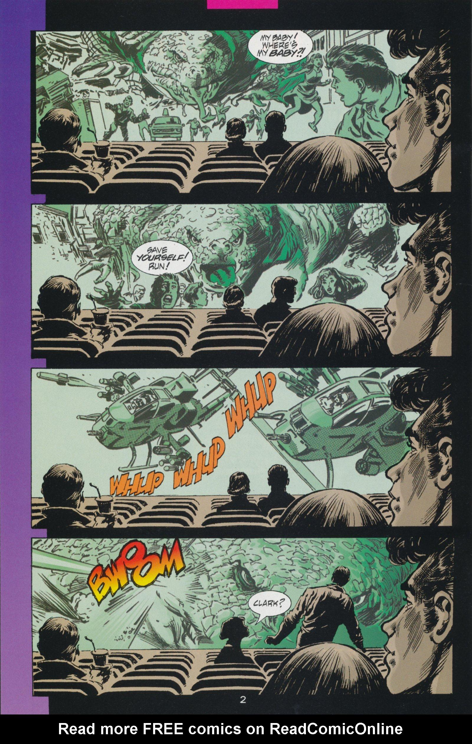 Action Comics (1938) 749 Page 3