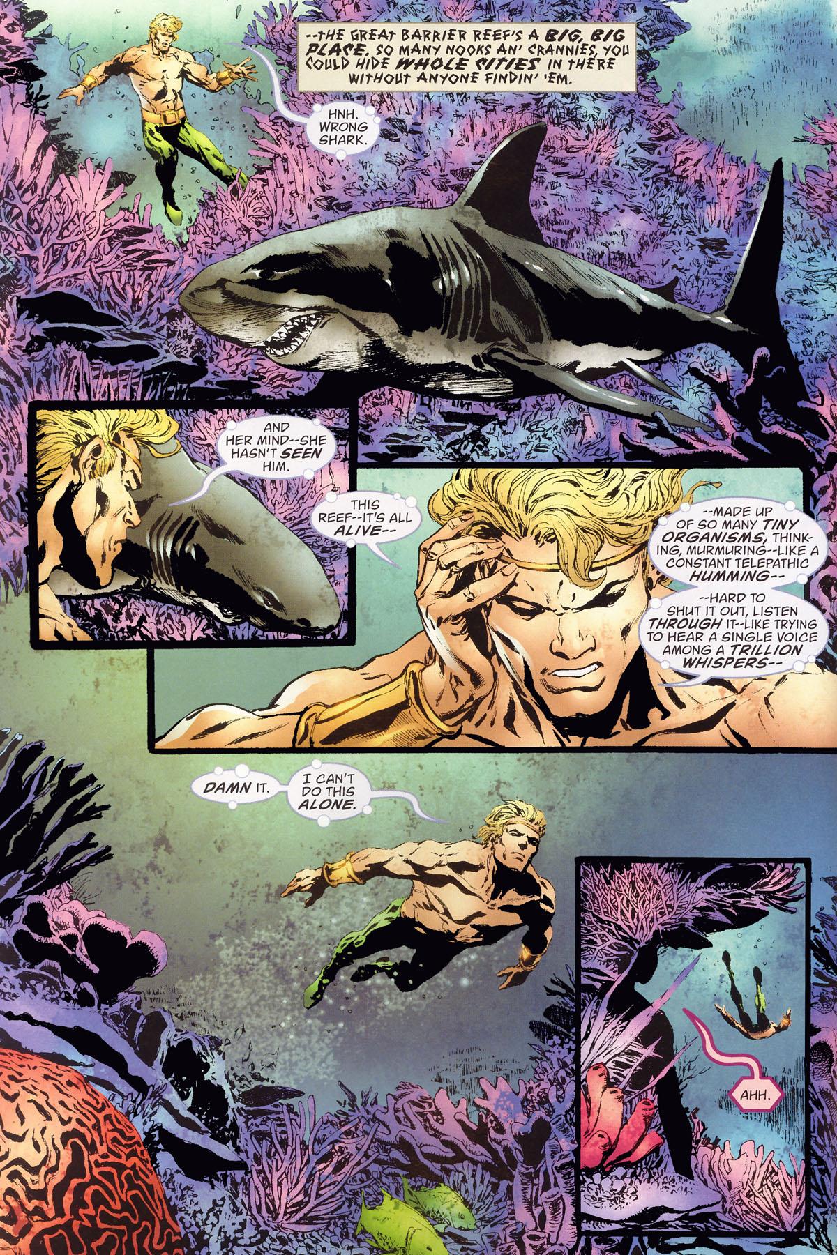 Read online Aquaman: Sword of Atlantis comic -  Issue #47 - 3