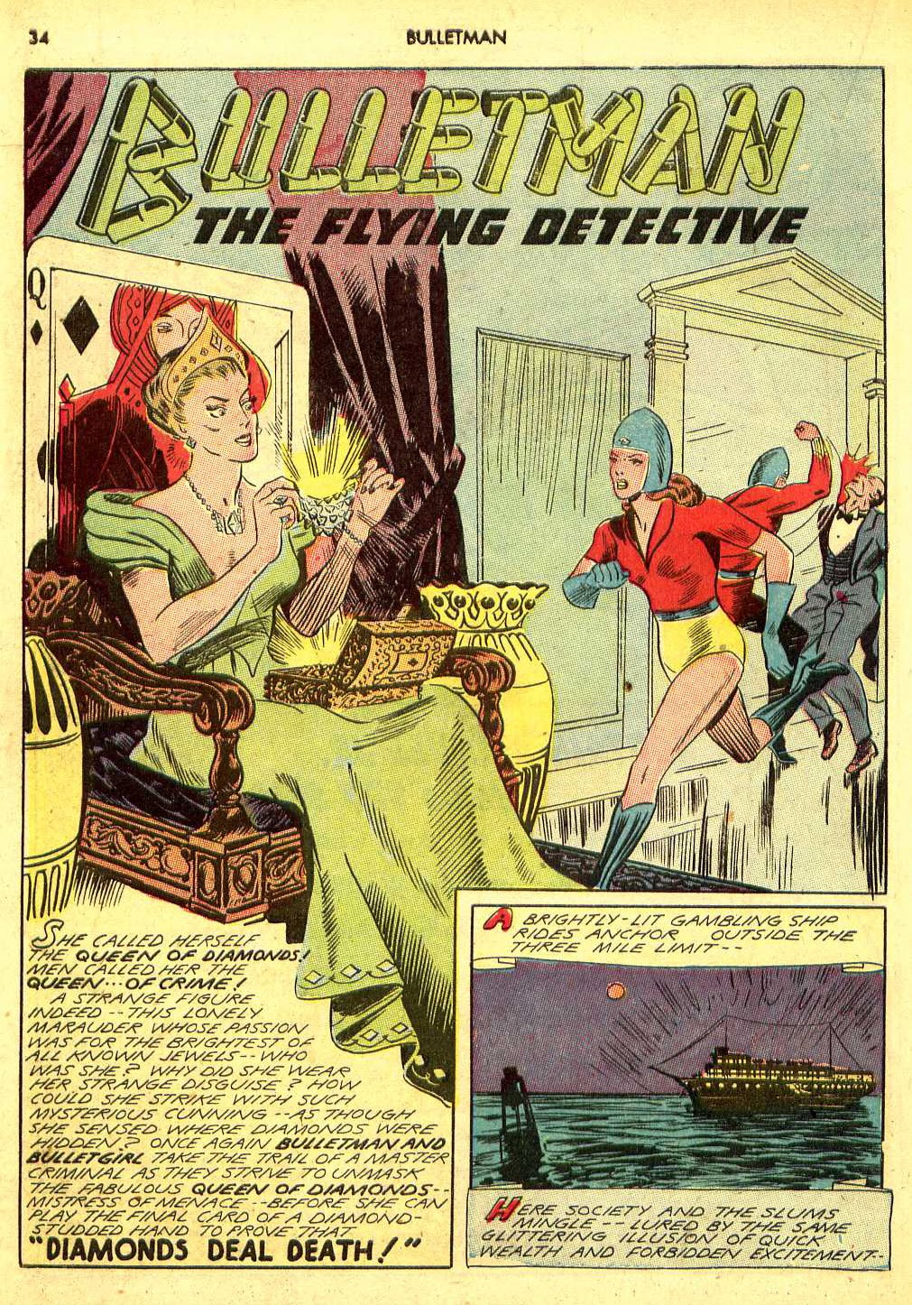 Bulletman issue 12 - Page 33
