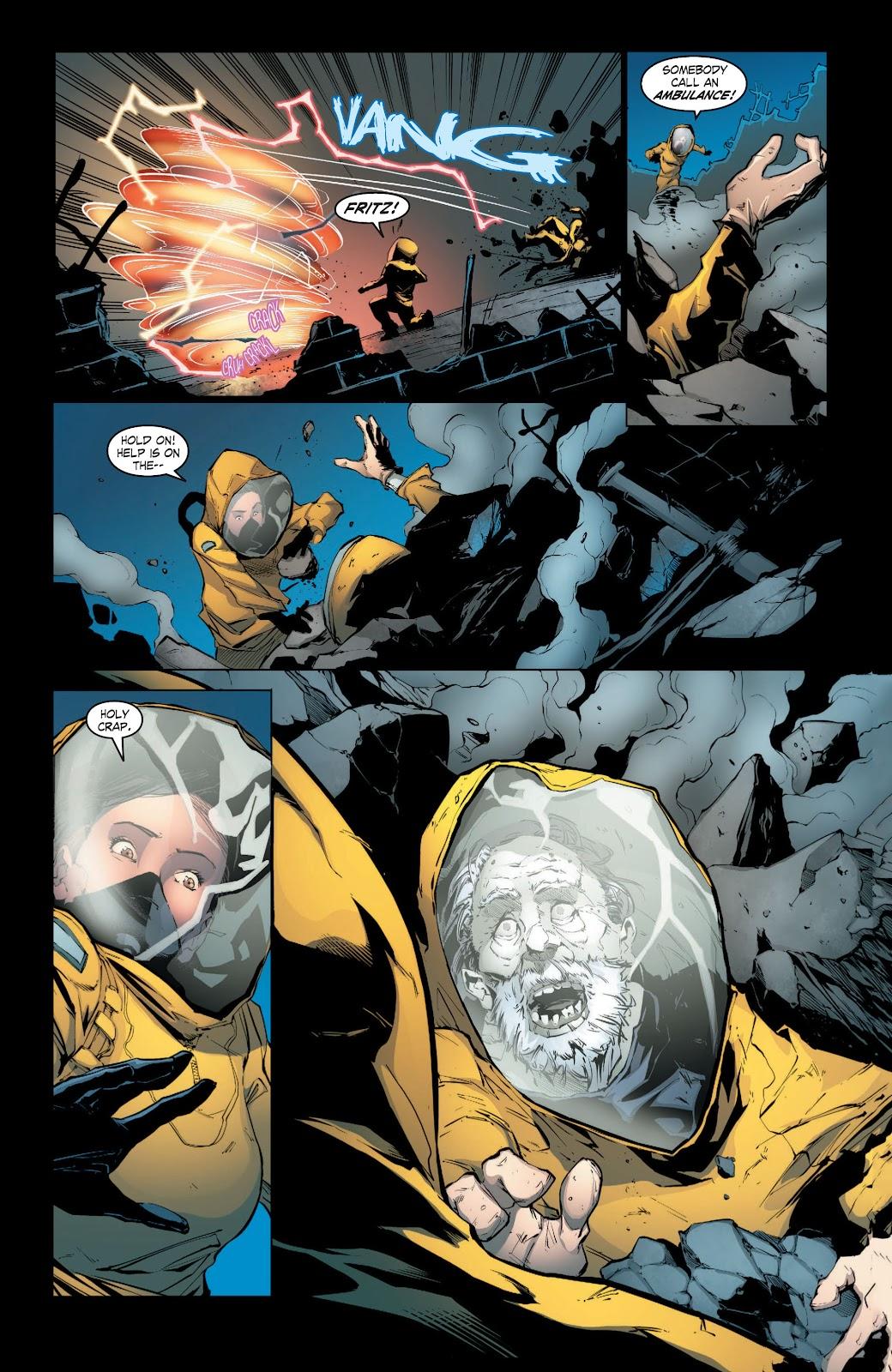 Read online Smallville Season 11 [II] comic -  Issue # TPB 3 - 48