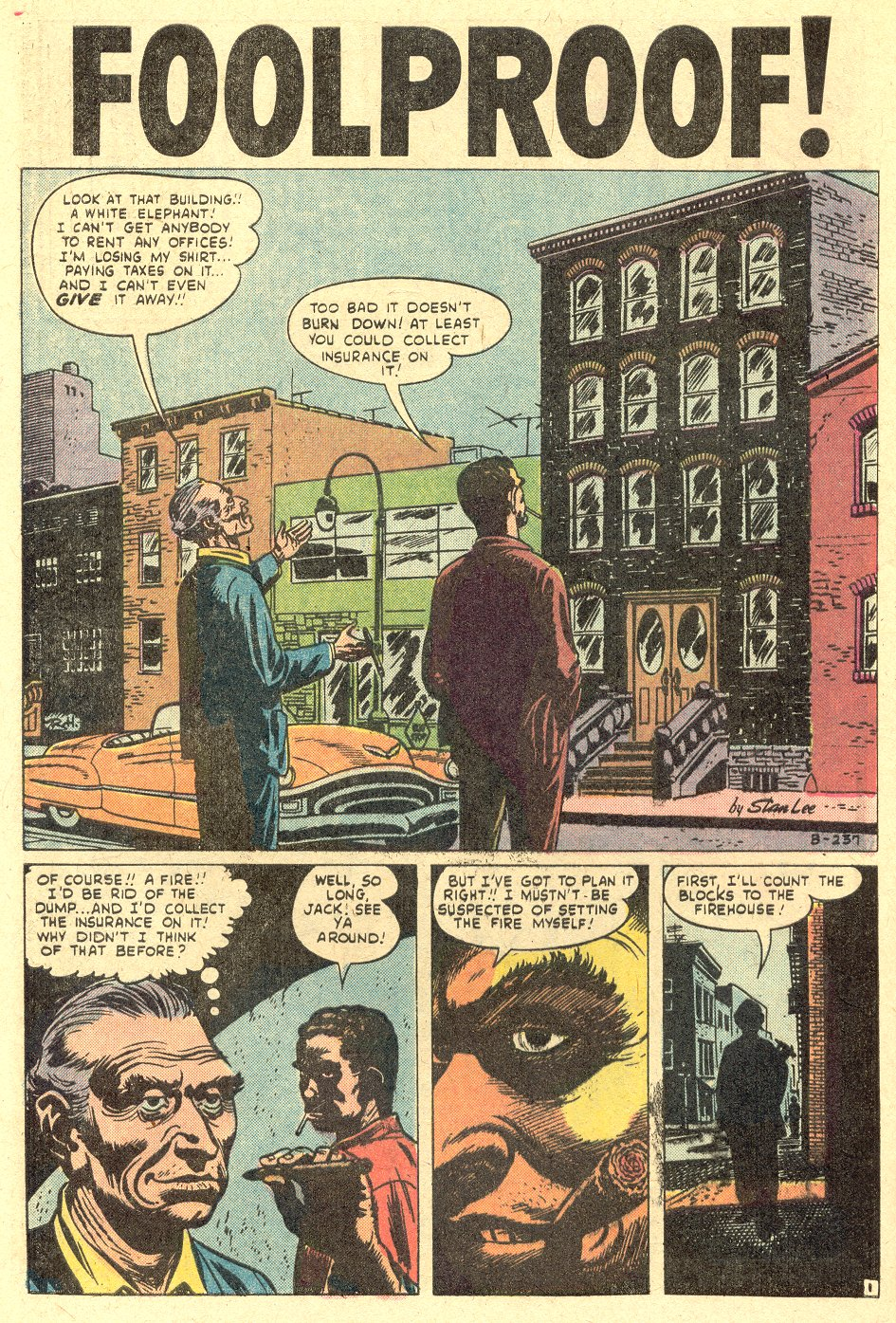Strange Tales (1951) issue 174 - Page 19