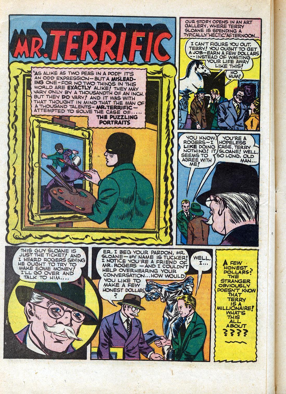 Read online Sensation (Mystery) Comics comic -  Issue #26 - 42