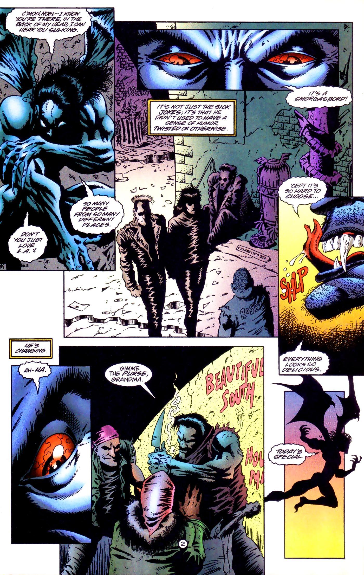 Read online Rune (1995) comic -  Issue #1 - 3