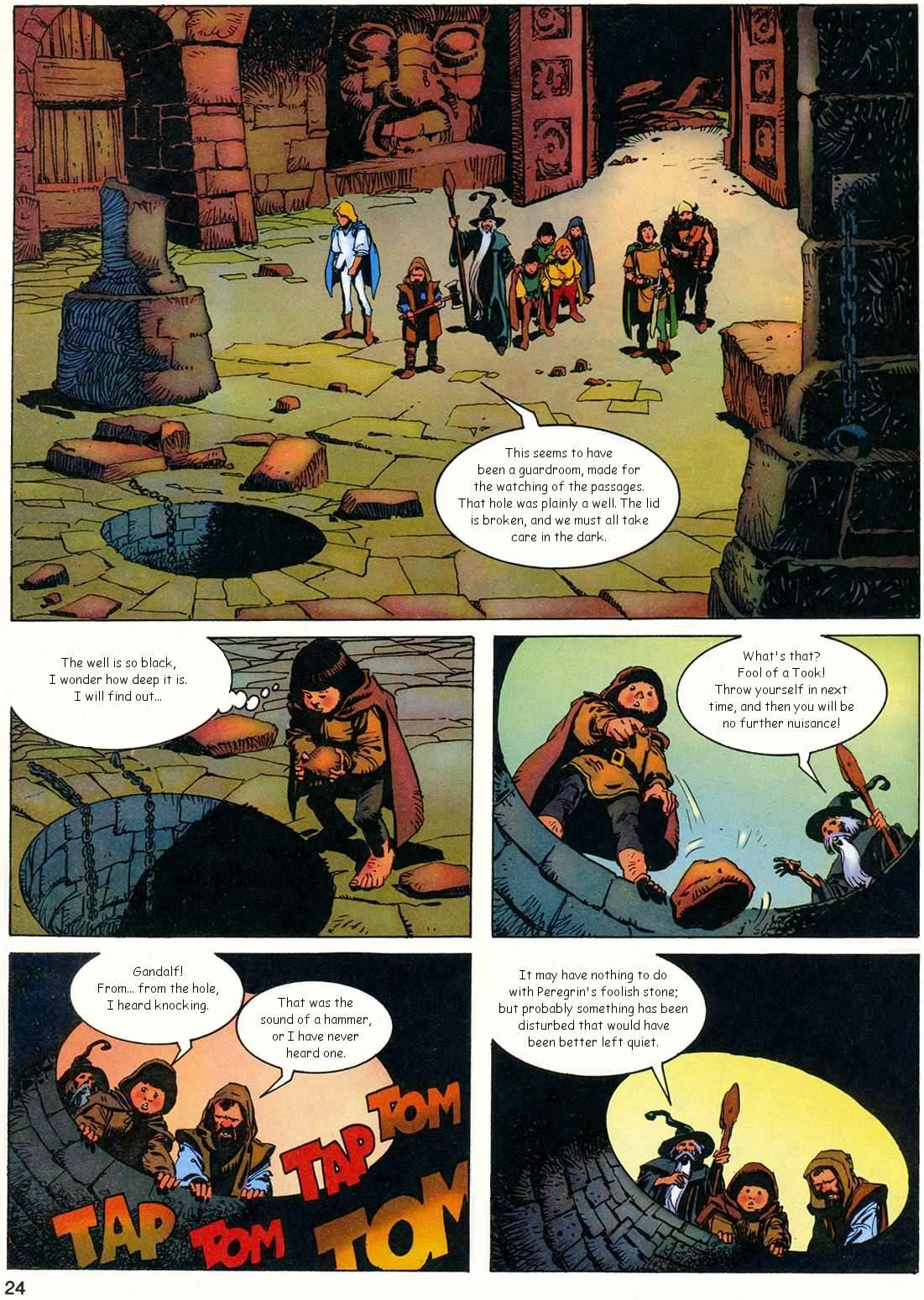 El Señor de los Anillos issue 2 - Page 21
