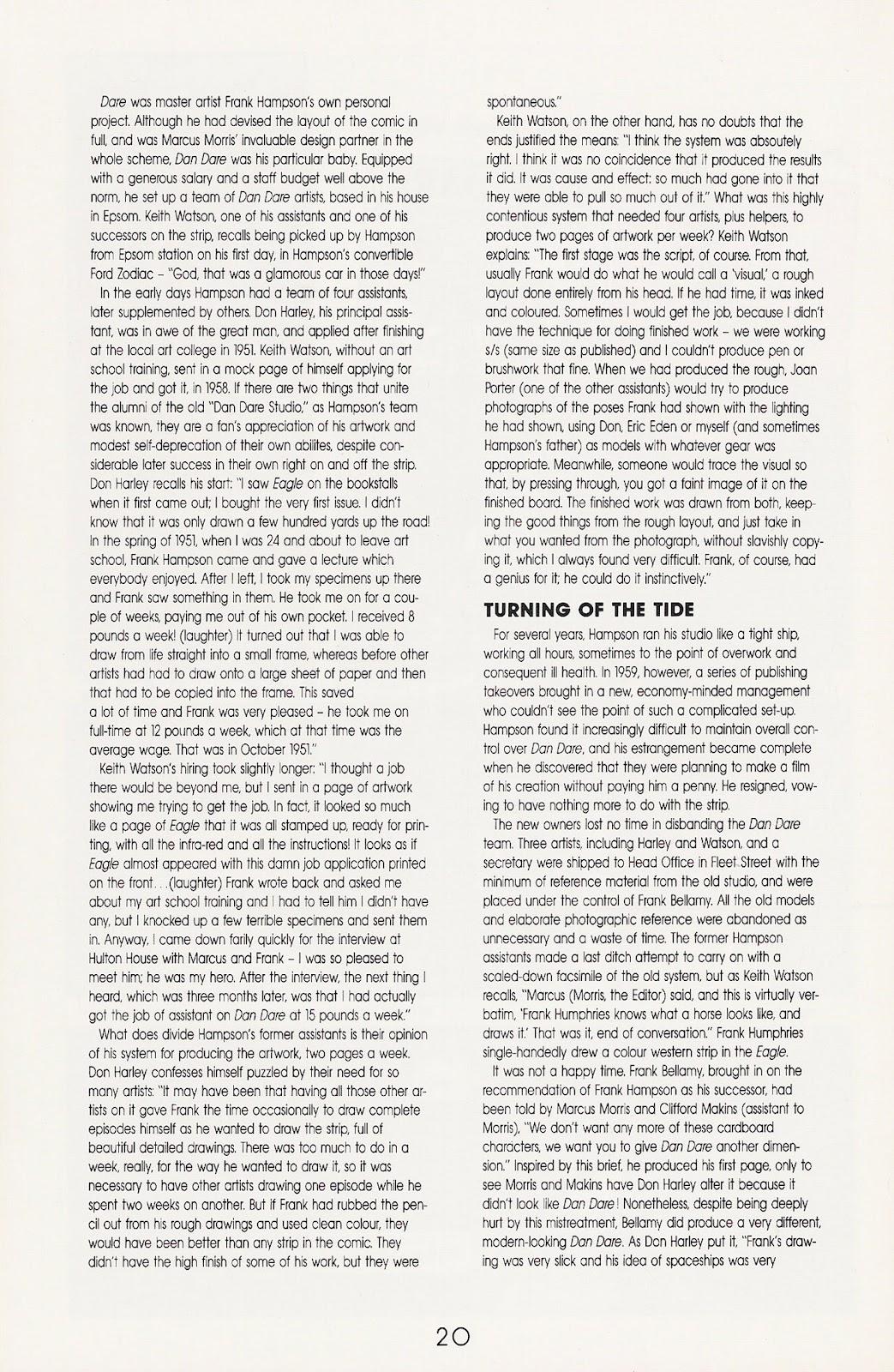 Read online Dare comic -  Issue #1 - 22