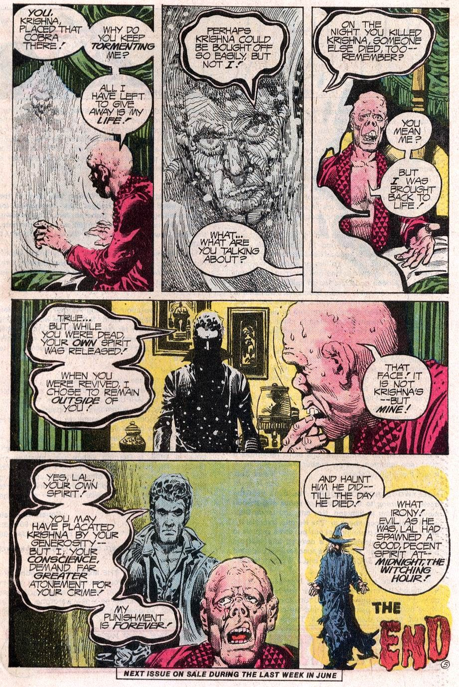 The Witching Hour (1969) issue 72 - Page 18