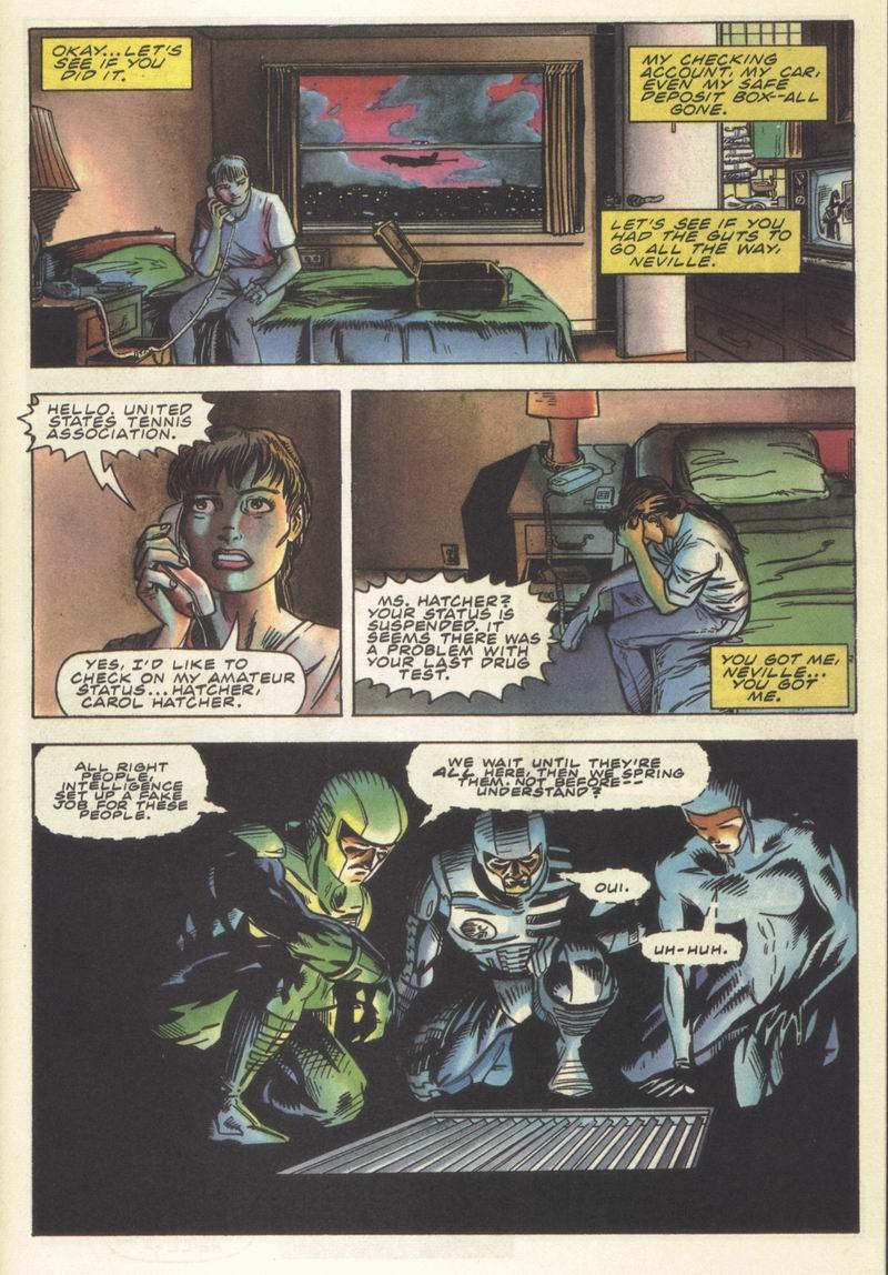 Read online Secret Weapons comic -  Issue #14 - 16