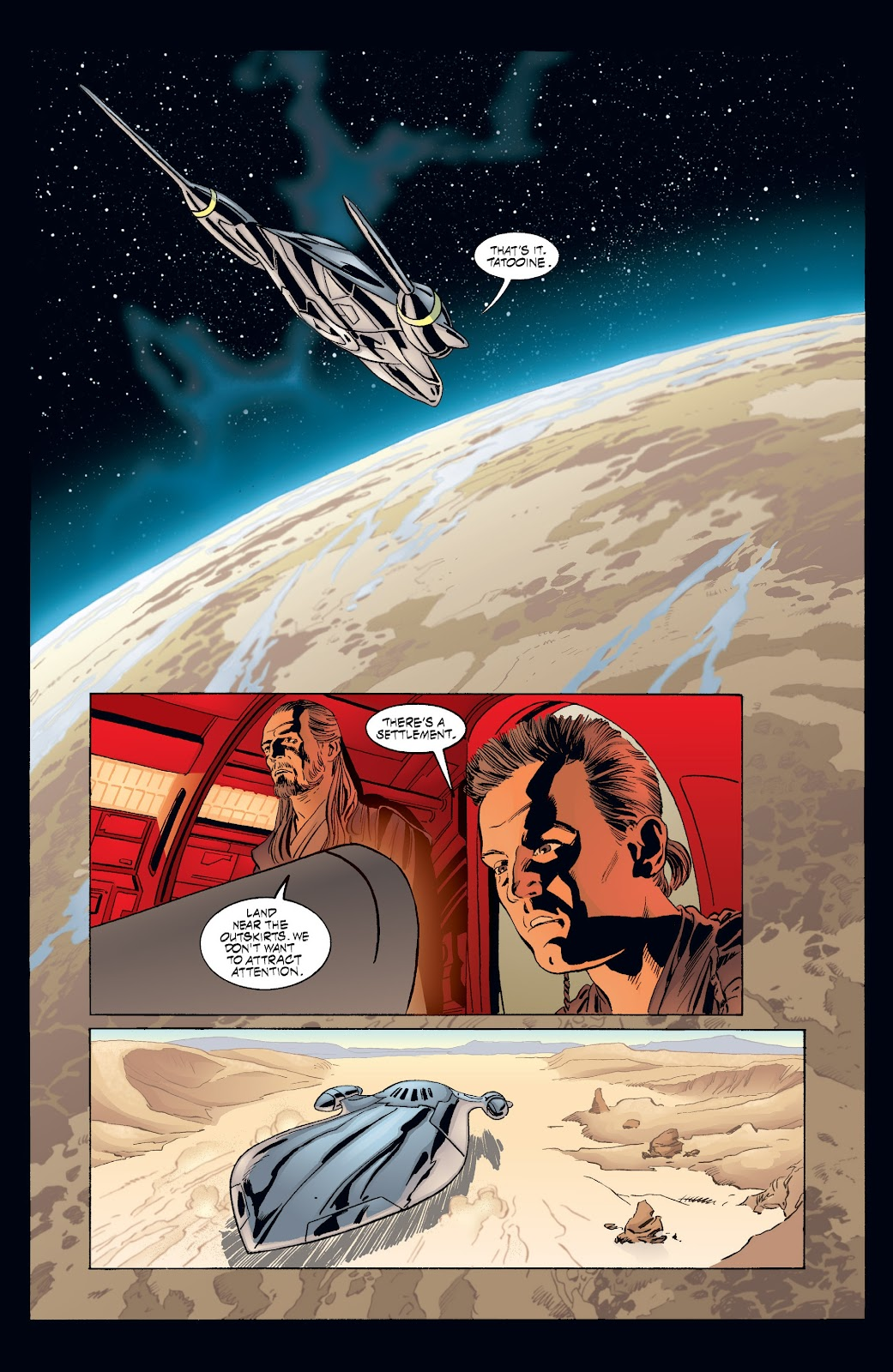 Read online Star Wars Legends: Rise of the Sith - Epic Collection comic -  Issue # TPB 2 (Part 3) - 65