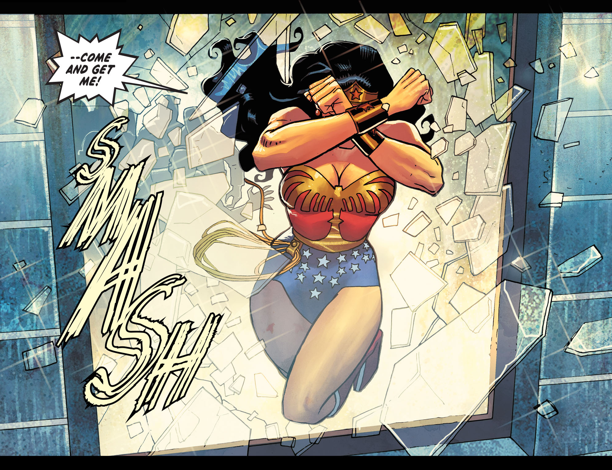 Read online Wonder Woman '77 [I] comic -  Issue #9 - 4