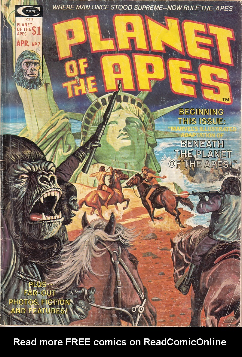 Planet of the Apes (1974) 7 Page 1