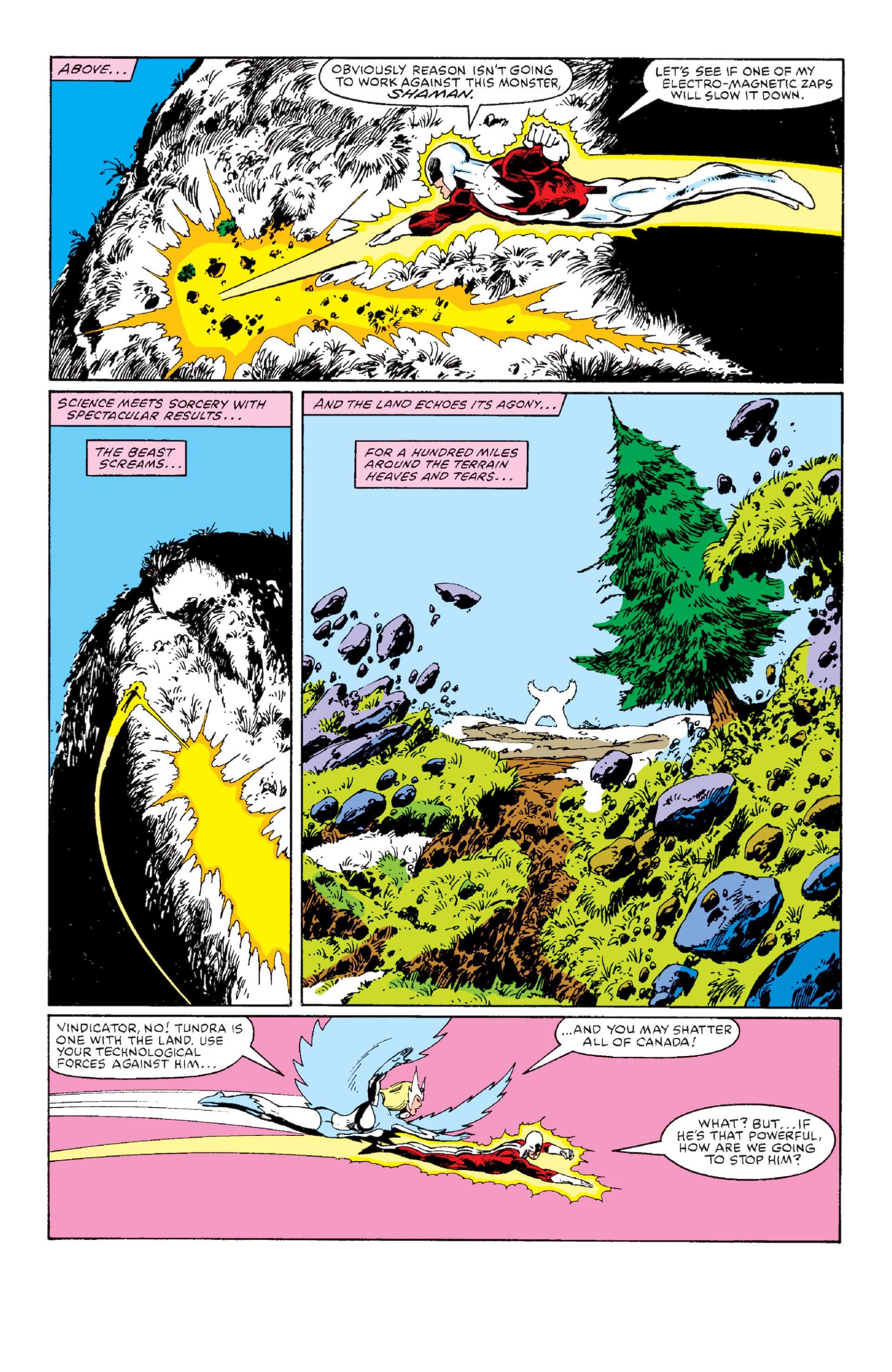 Read online Alpha Flight (1983) comic -  Issue #1 - 30