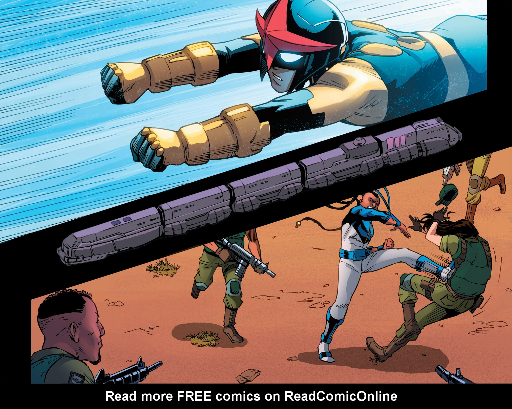 Read online A Year Of Marvels: June Infinite Comic comic -  Issue #A Year Of Marvels: June Infinite Comic Full - 22