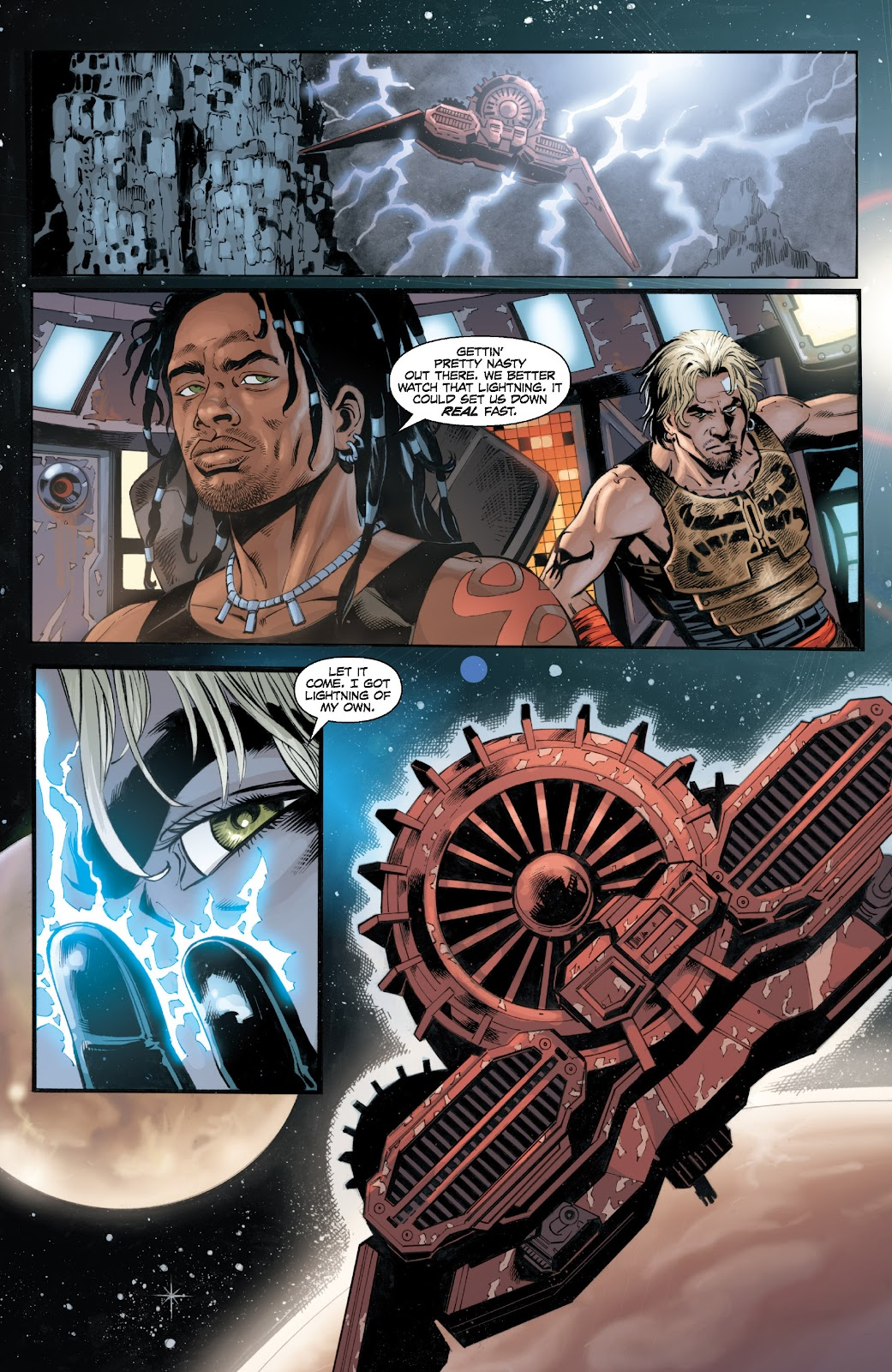 Read online Star Wars Legends: Legacy - Epic Collection comic -  Issue # TPB 2 (Part 4) - 88