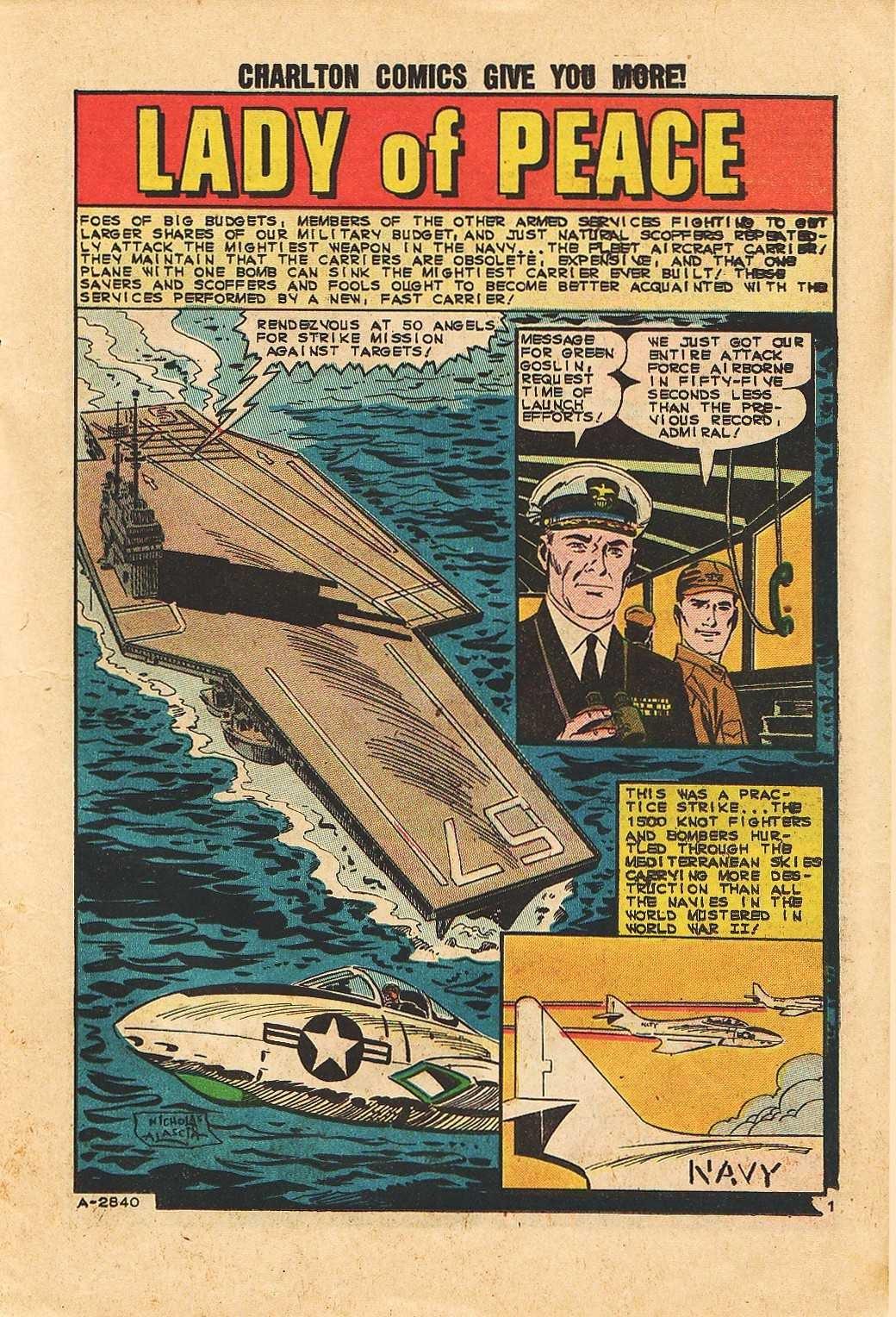 Read online Fightin' Navy comic -  Issue #113 - 11