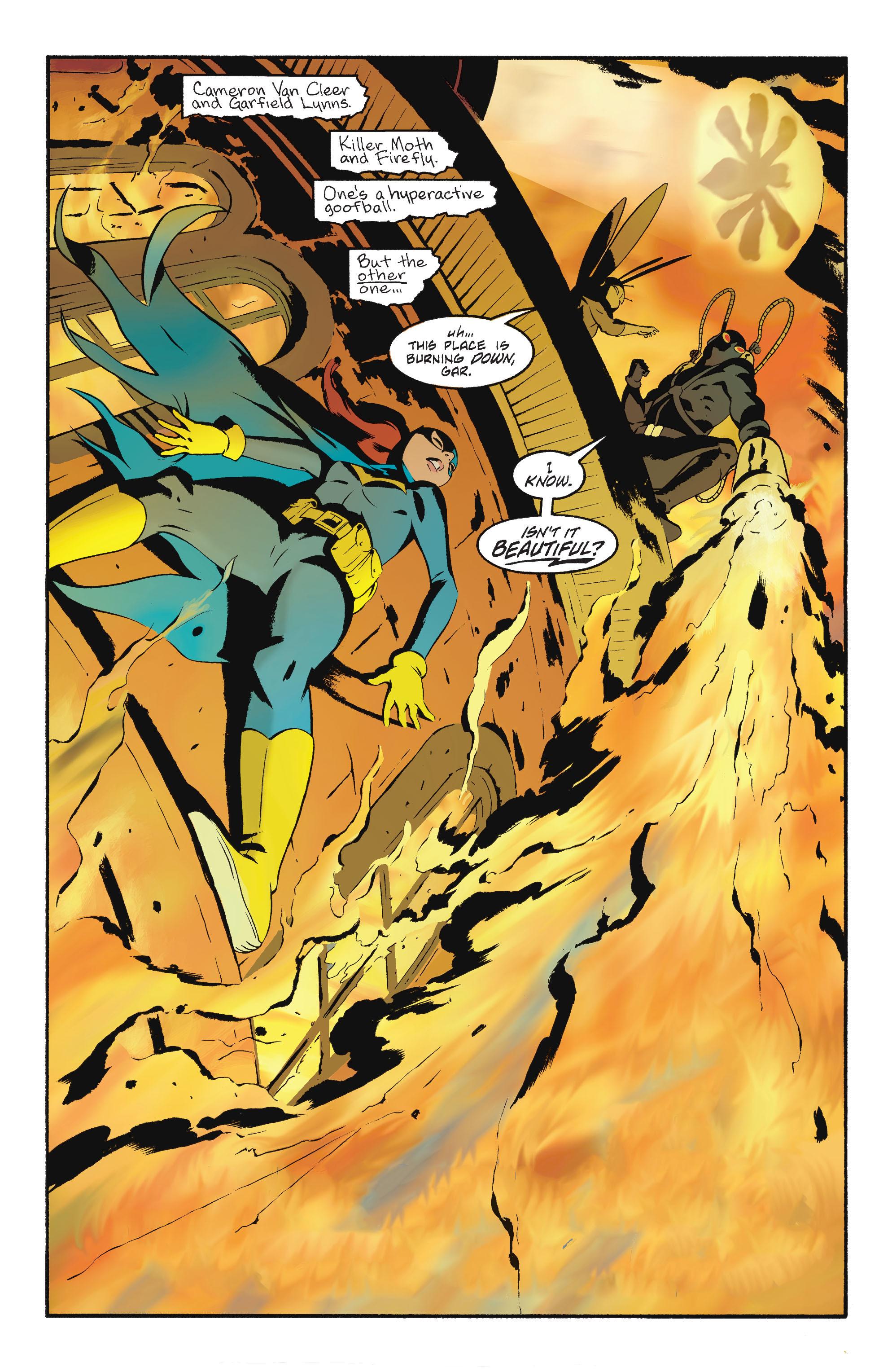 Read online Batgirl/Robin: Year One comic -  Issue # TPB 2 - 177