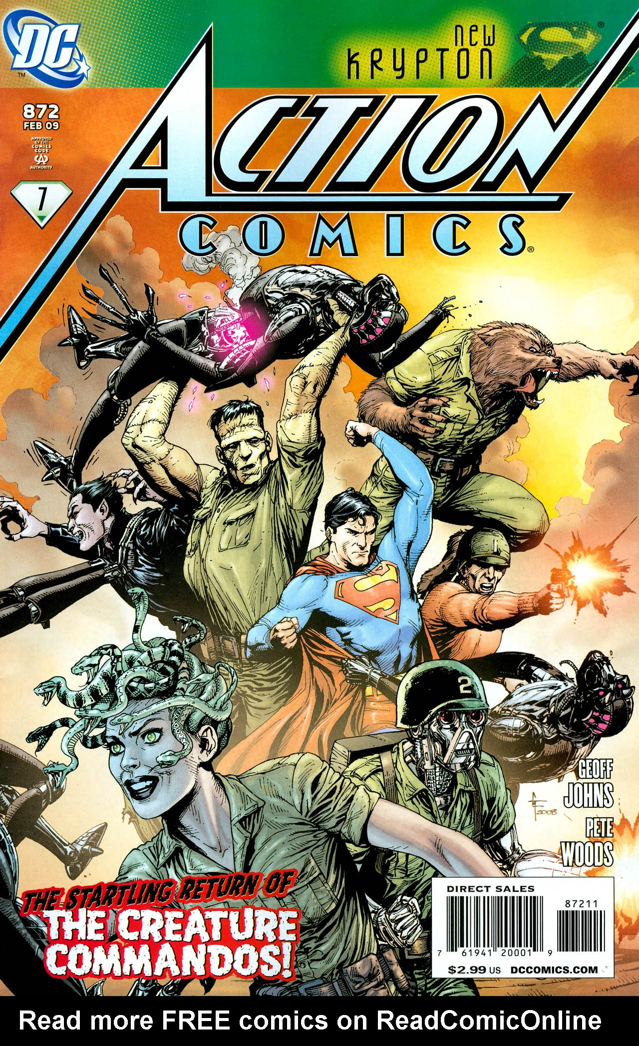 Read online Action Comics (1938) comic -  Issue #872 - 2