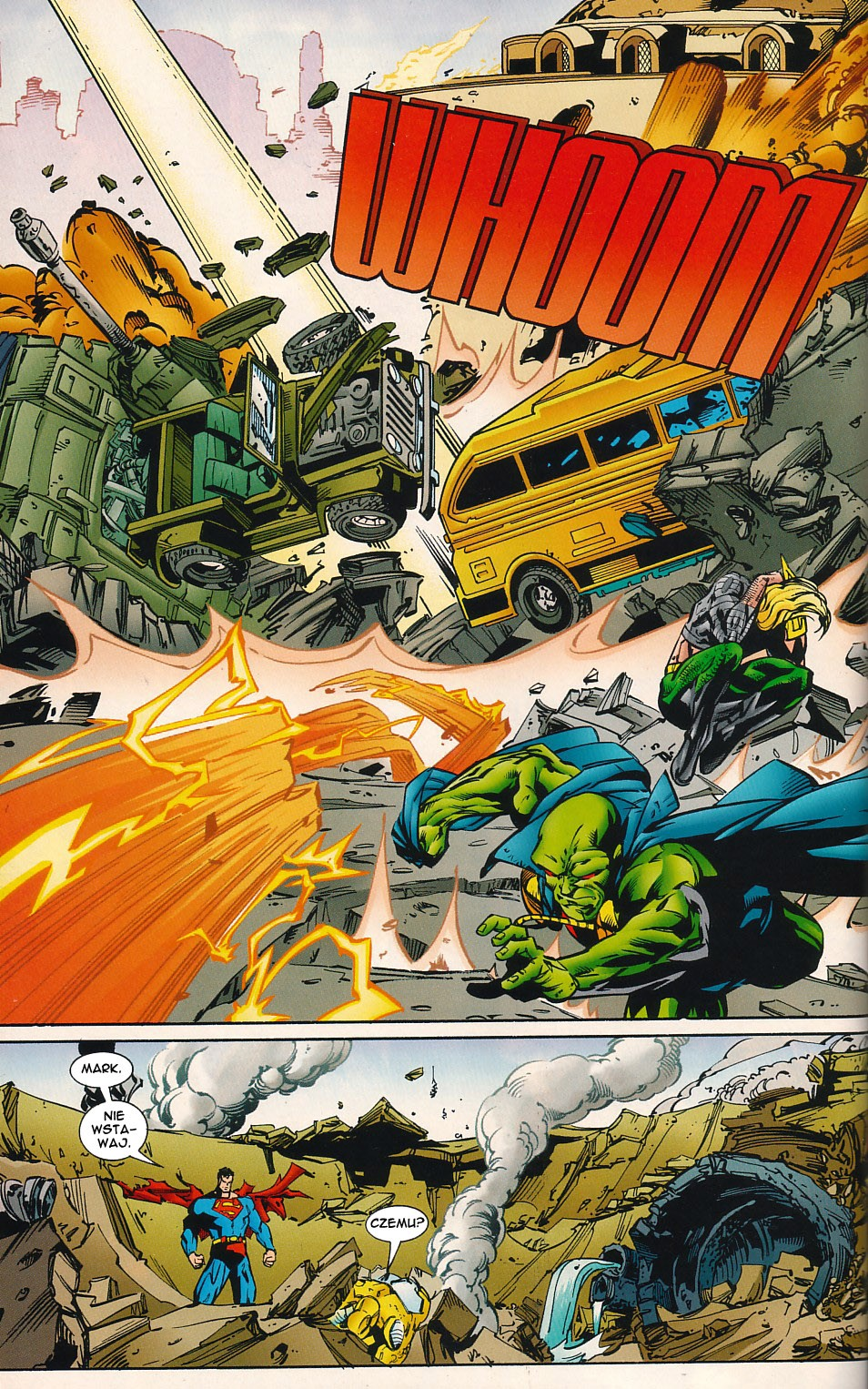 Read online JLA Superpower comic -  Issue # Full - 56