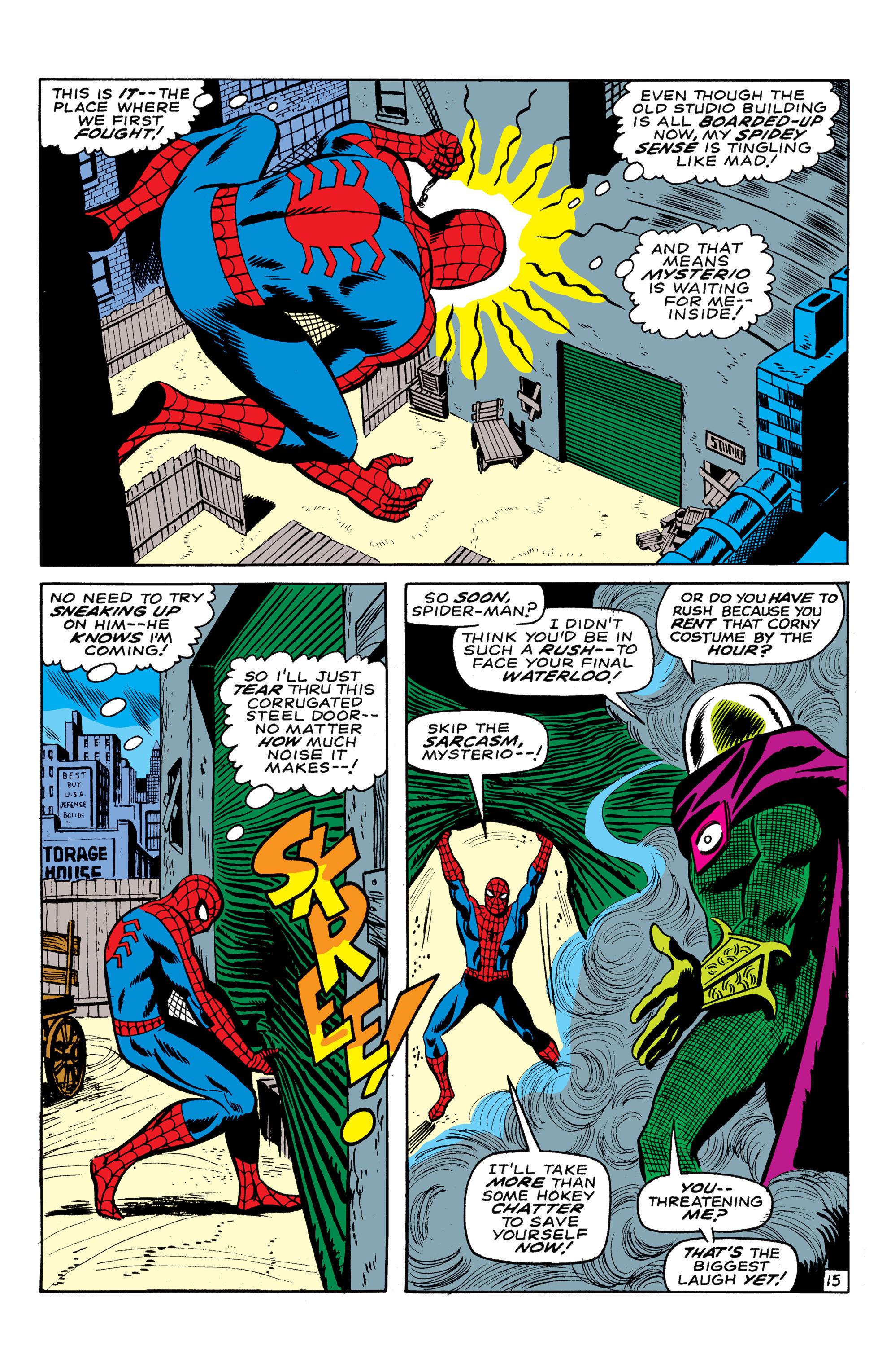 The Amazing Spider-Man (1963) 66 Page 15