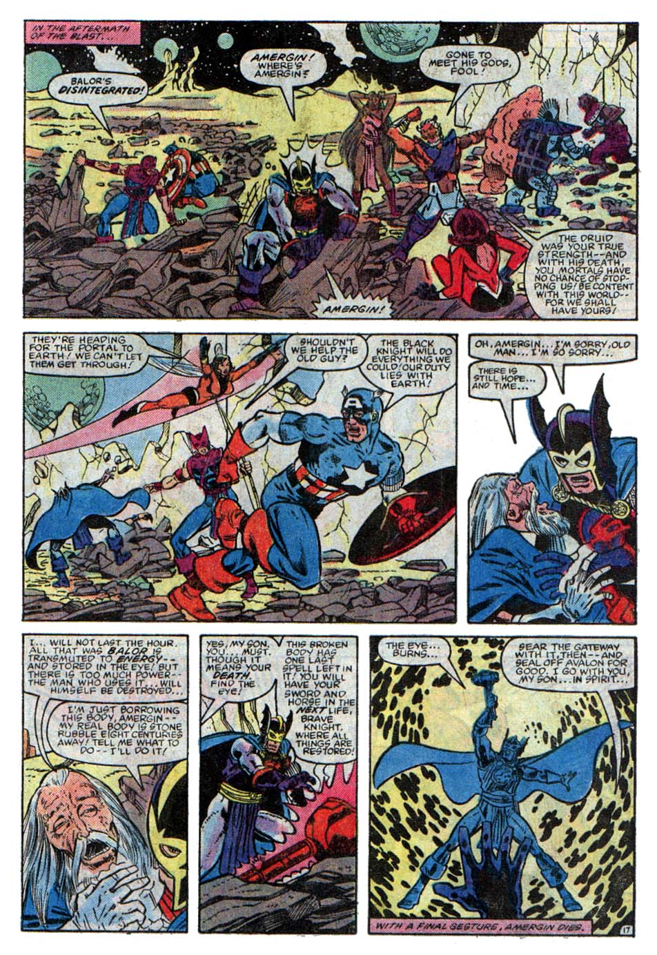 The Avengers (1963) 226 Page 17