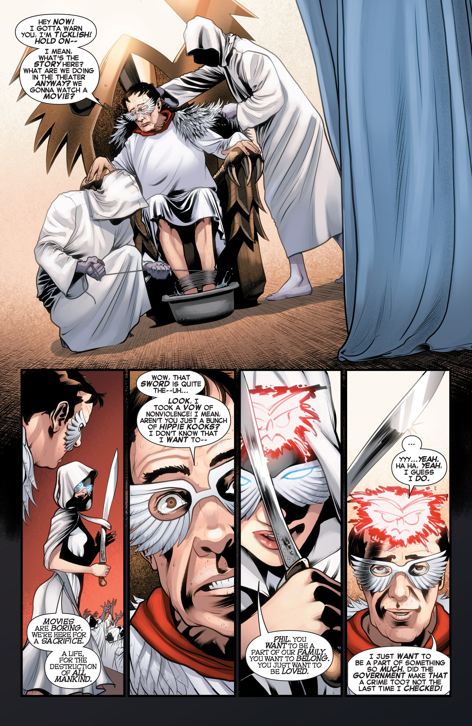 Read online Uncanny X-Force (2013) comic -  Issue #13 - 12