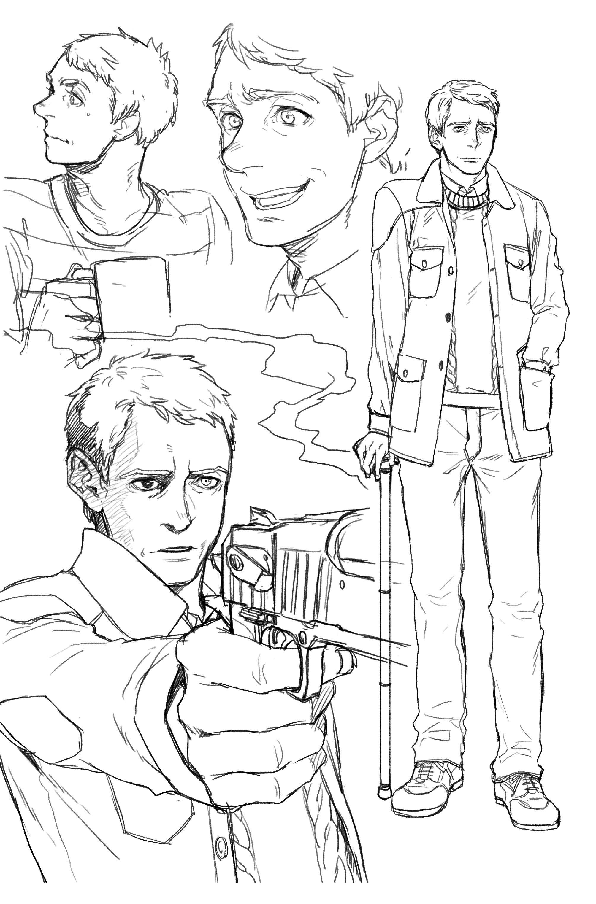 Read online Sherlock: A Study In Pink comic -  Issue #5 - 41
