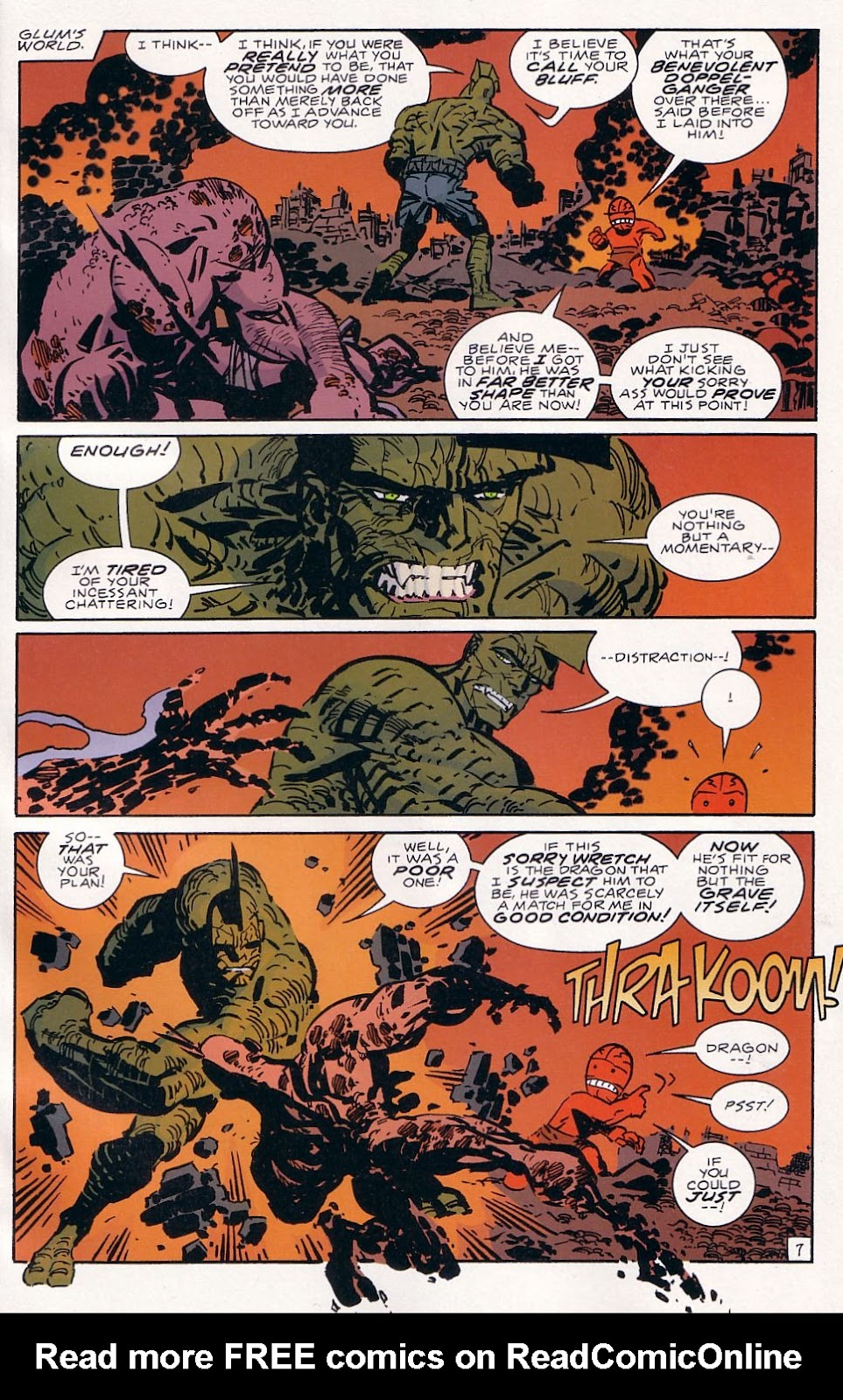 The Savage Dragon (1993) Issue #111 #114 - English 10