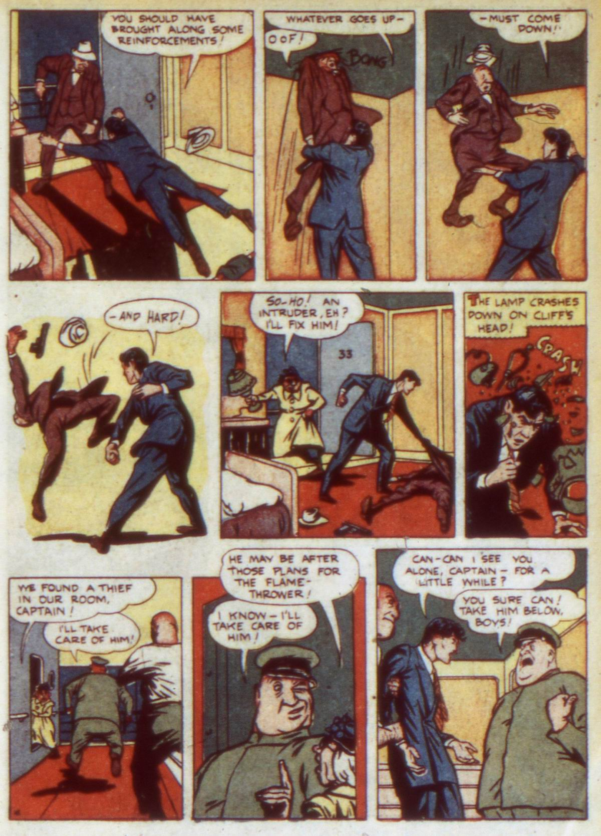 Read online Detective Comics (1937) comic -  Issue #60 - 27