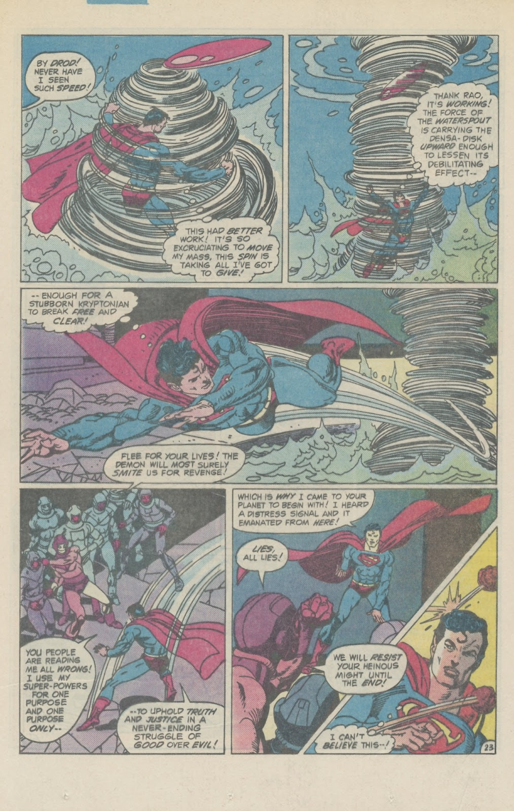 Read online Superman Special (1983) comic -  Issue #2 - 27