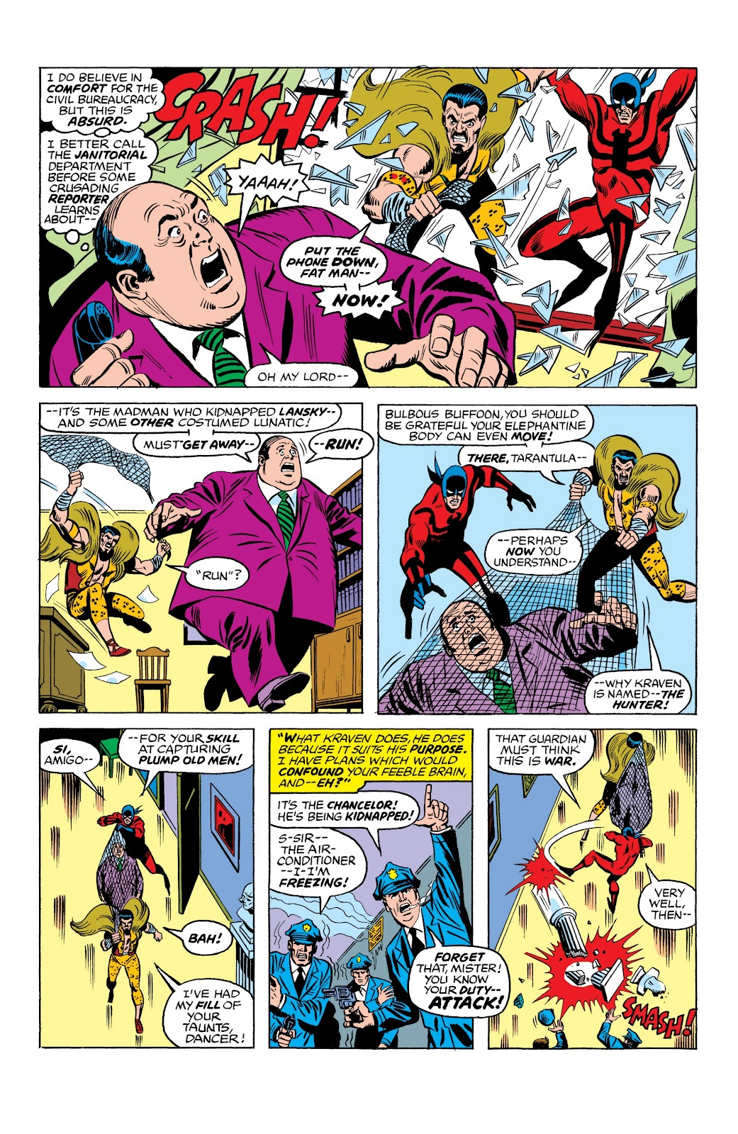 Read online Marvel Masterworks: The Spectacular Spider-Man comic -  Issue # TPB (Part 1) - 34