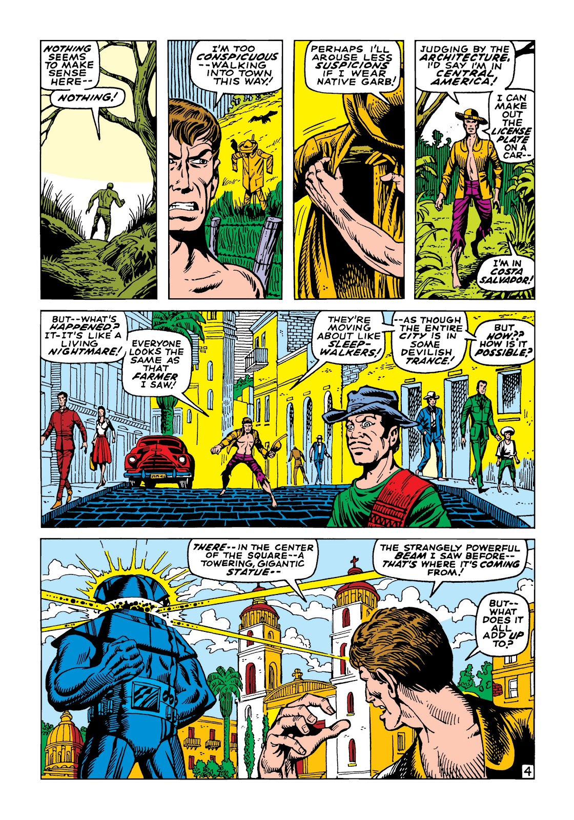Read online Marvel Masterworks: The Incredible Hulk comic -  Issue # TPB 5 (Part 2) - 78