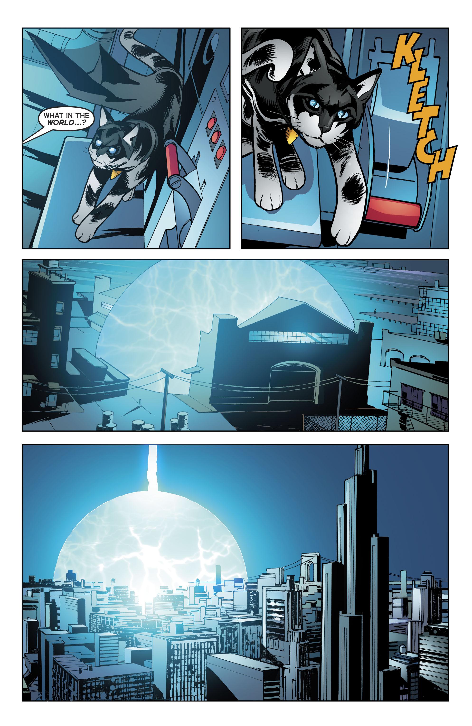 Read online Astro City comic -  Issue #44 - 19